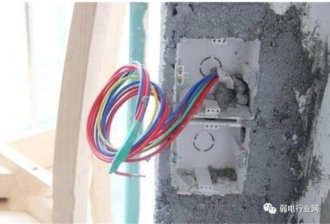 强电弱电施工规范与工艺_1