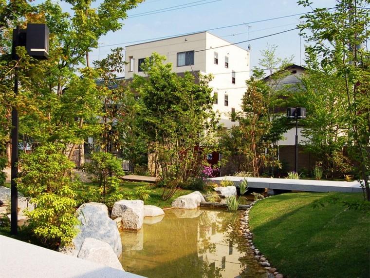 日本宇都宮市A邸住宅景观
