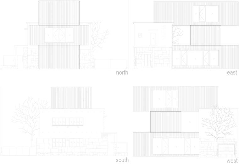 斯洛文尼亚3SHOEBOX住宅-37