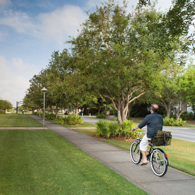 佛罗里达新城市主义社区公共景观设计_7
