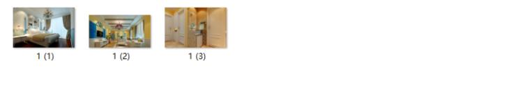 田园风格样板小屋设计CAD施工图(含效果图)缩略图