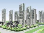 [江苏]南京高端品质住宅小区建筑设计方案文本