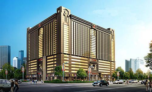 天津泰达现代服务产业区(MSD)泰达广场F区项目施工图
