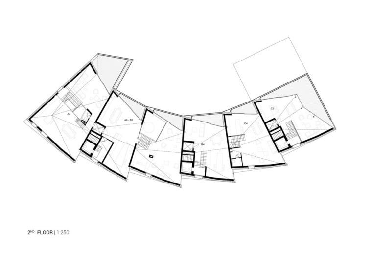 卢森堡山地上的集合住宅-12