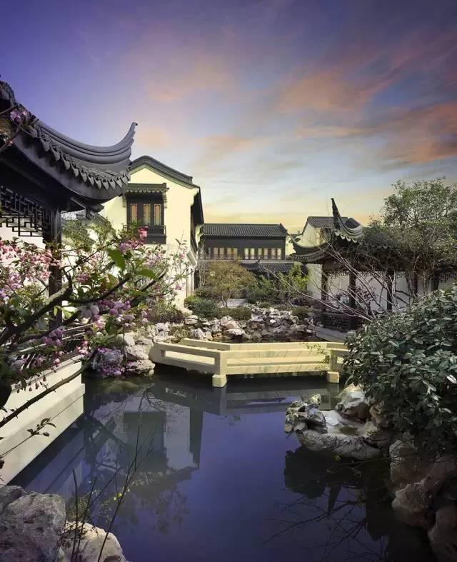 一座中式园林,震惊了中国文化界_15