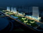 佛山公共商业文化综合体建筑设计方案文本