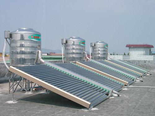 《太阳能热水系统设计、安装及工程验收技术规范》解读