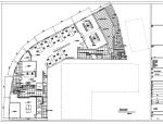 奥迪现代风格办公室室内设计施工图及效果图(含32张)