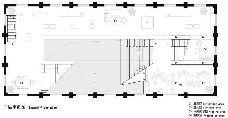 中车1897展示中心C19厂房改造平面图(26)