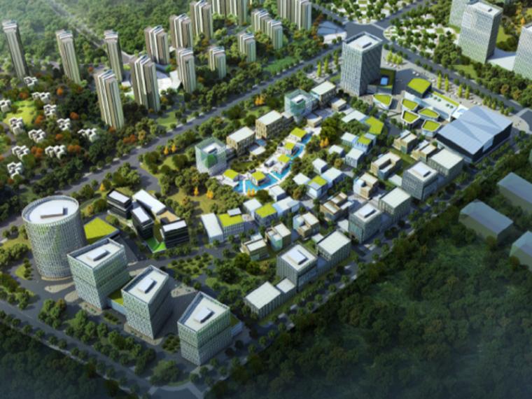 [湖北]武汉光谷联合科技产业园区建筑设计方案文本