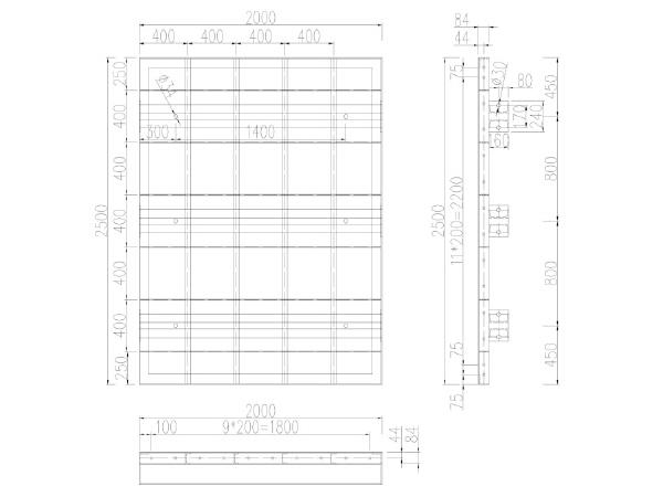 铁路工程模板施工专项方案(共62页)