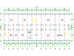 重庆大学毕业设计钢筋混凝土规则框架结构计算书(word,71页)
