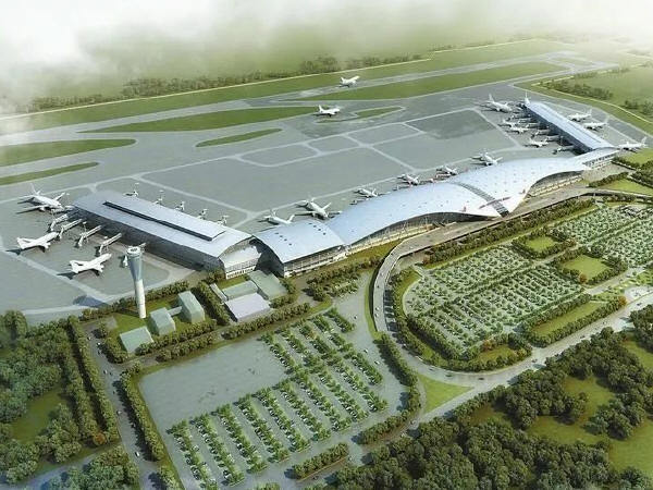 山东济南机场北指廊扩建开工 2020年双廊合璧
