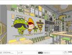 [北京]榴芒大亨通州万达金街店概念设计