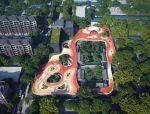 八个经典有趣的校园景观设计