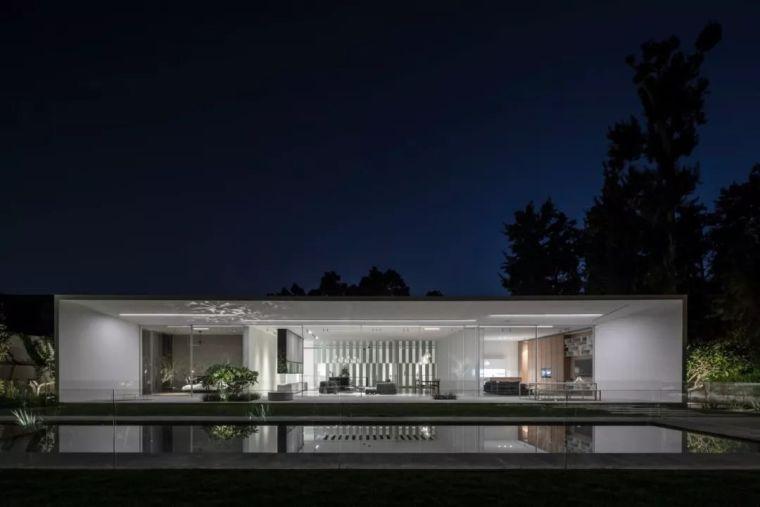 1500m²大别墅,极简大师这样打造,美竟如此纯粹!_1
