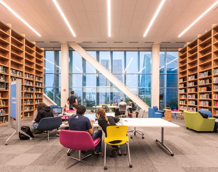 墨西哥蒙特雷科技大学新图书馆-11