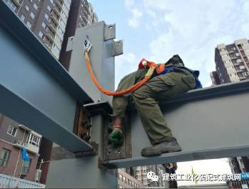 北京市首座钢结构装配式建筑施工管理实践_33