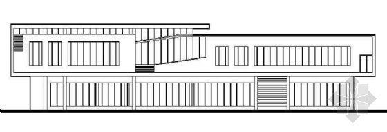二层幼儿园建筑方案