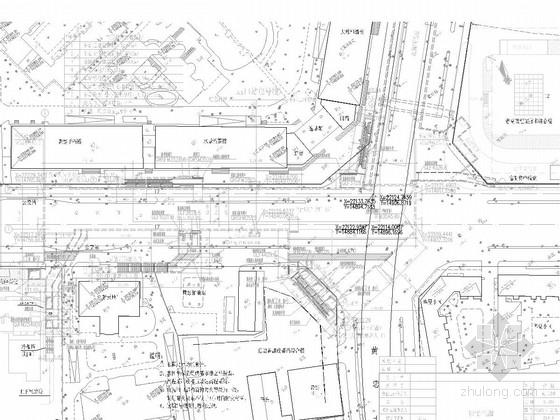 [四川]地铁地下车站主体结构施工图36张(知名大院)