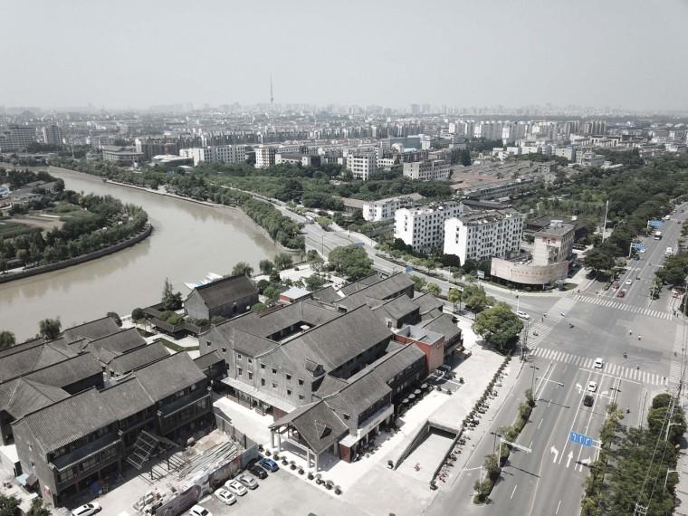 扬州壹点文创街区建筑-2