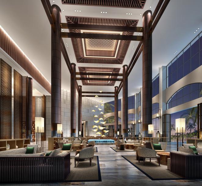 CCD--江山半岛项目兹斯顿度假酒店概念设计方案文本