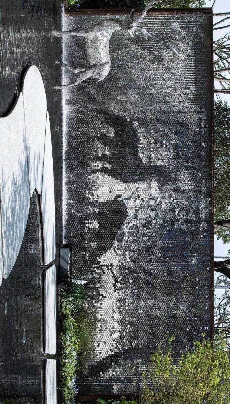 摹绘四季,鎏光鹿影|合肥龙湖春江郦城体验区_3