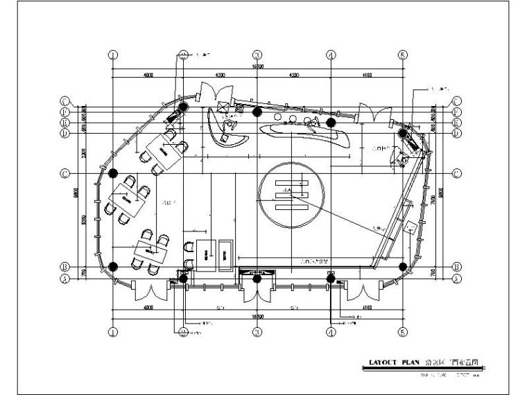 [广东]某主题售楼处全套设计施工图(含效果图)_1