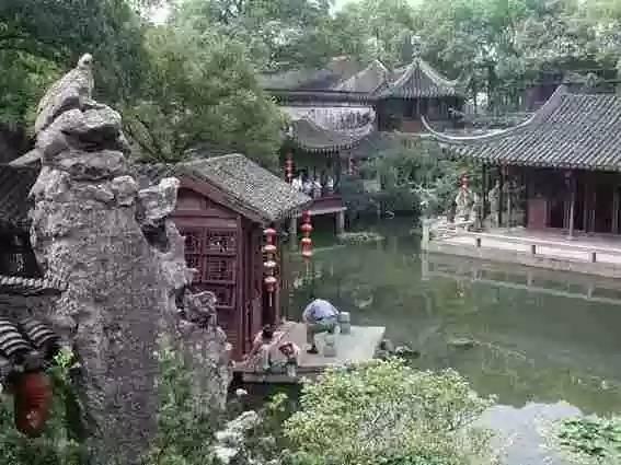 哪些园林可作为新中式景观的参考与借鉴?_17