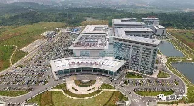 堪称中国典范的机电安装工程!