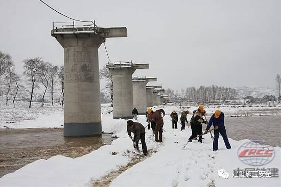 冬季施工安全危险源和预防措施[必看]