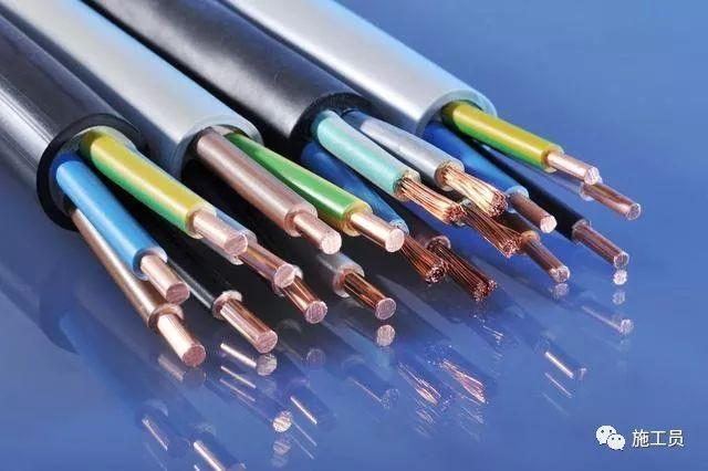 [施工必备]电线怎么看平方数?电线电缆的平方计算方式.
