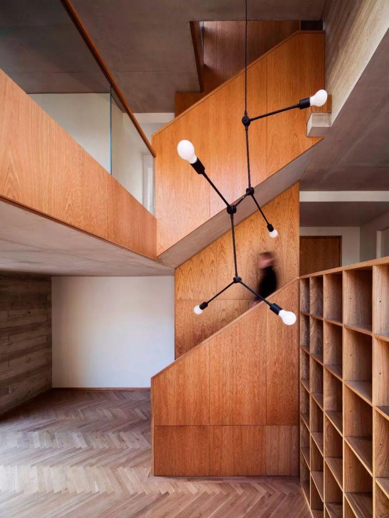建筑师独立开发的公寓楼,真是好房子!_21