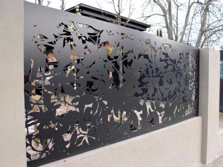 用心设计过的围墙,能让你家小院瞬间与众不同!_26