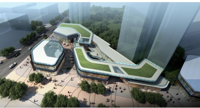 深圳岛城邦三期住宅建筑设计方案文本(含多套方案)_4