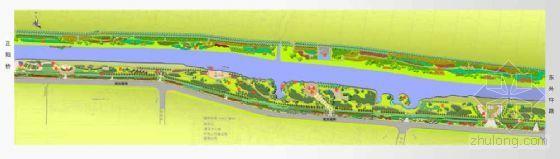江苏徐州滨河公园景观设计方案