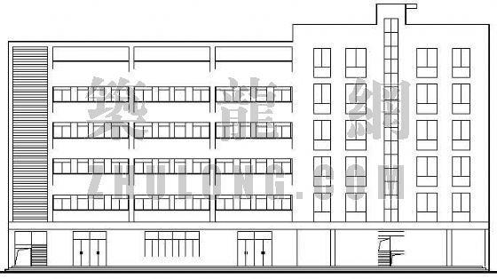 某宿舍楼建筑施工方案