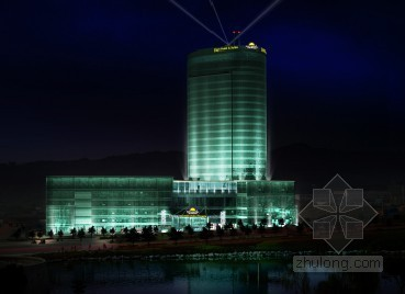 重庆某大酒店项目可行性研究报告