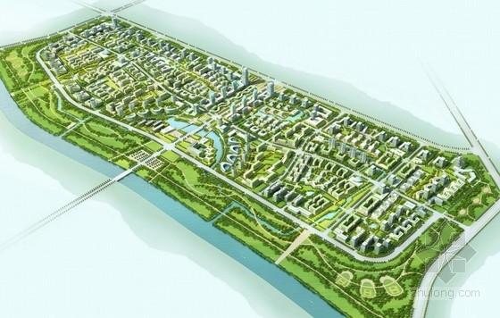 [北京]现代风格产业园区规划及单体设计方案文本(知名建筑)