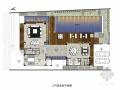 [海南]热带海滨型高档现代三层别墅室内设计方案图