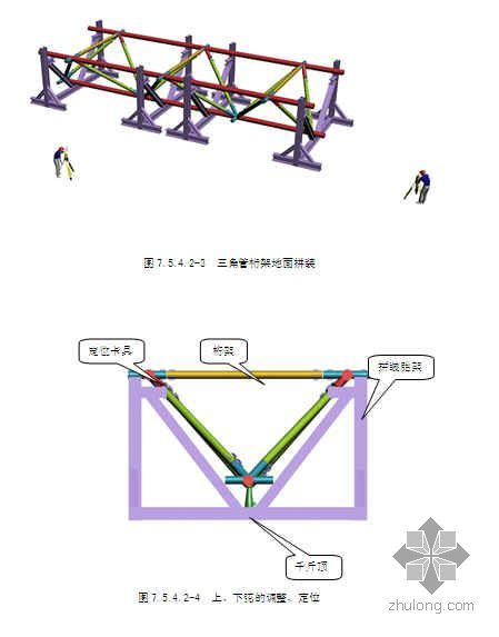 [上海]车站钢结构工程测量方案(控制网 预埋件 桁架)
