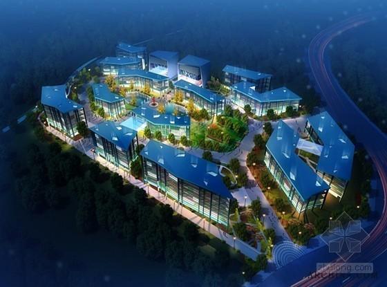 [重庆]高新产业园区土地开发项目建议书
