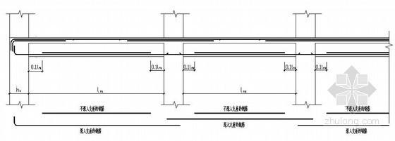 框架梁加腋节点构造详图