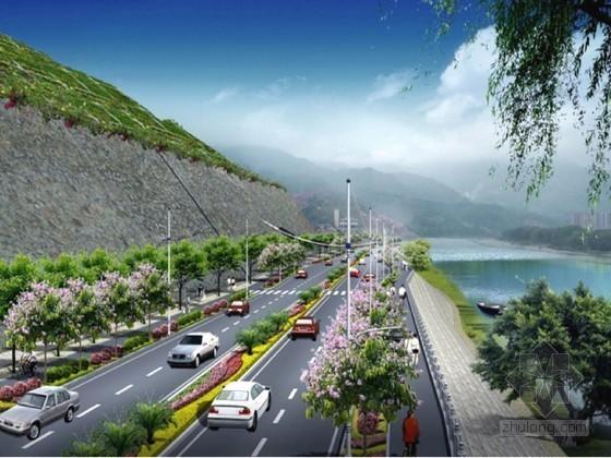 市政道路工程施工辅道专项施工方案(含钢便桥 29页)