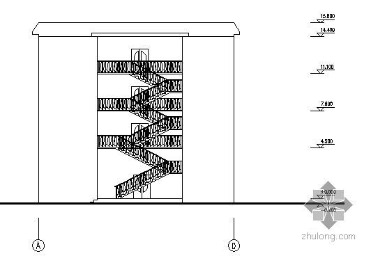 [工民建学士]滁州某高校的综合办公楼建筑结构设计方案(毕业设计)-2