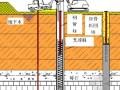 超深基坑盖挖逆作法施工技术