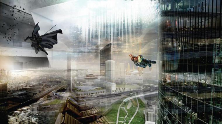 [广州]现代风格市级模型展览规划馆建筑设计方案文本