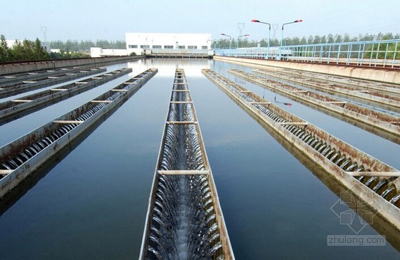 [重庆]大型水厂新建工程初步设计概算书(全套报表)