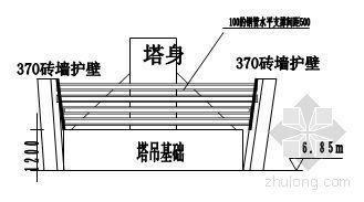 西安某工程塔机安装方案(QTZ125)