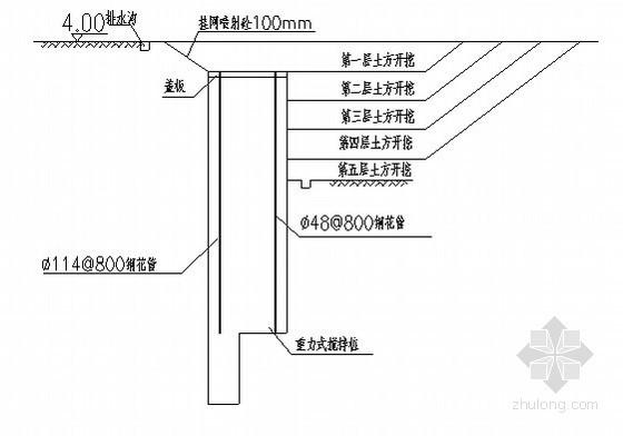 [广东]基坑支护施工组织设计(高层住宅)